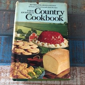 Farm Journal's revised edition cookbook 1972